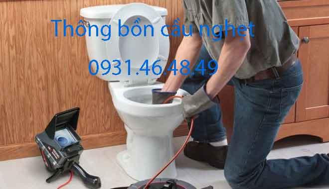 Thông bồn cầu nghẹt Phường Phú Hữu, Quận 9