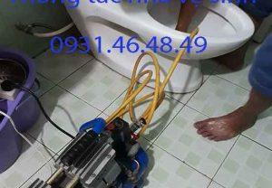 Thông tắc nhà vệ sinh tại huyện Phú Xuyên
