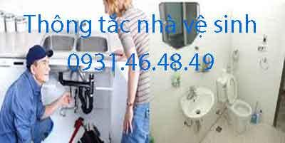 Thông tắc nhà vệ sinh tại huyện Chương Mỹ