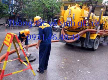 Thông tắc nhà vệ sinh tại huyện Thường Tín