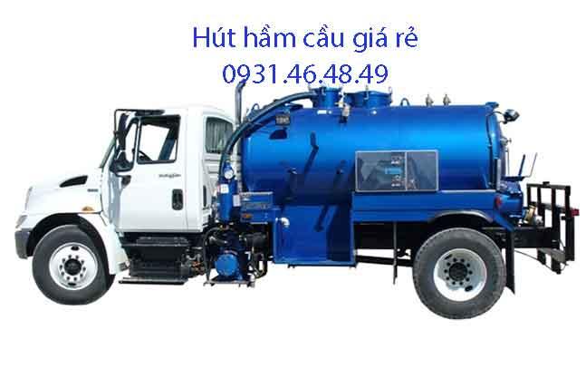 Hút hầm cầu Xã Hưng Long huyện Bình Chánh giá rẻ
