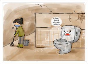 Bạn đã biết vì sao hầm cầu đầy và cách giải quyết?