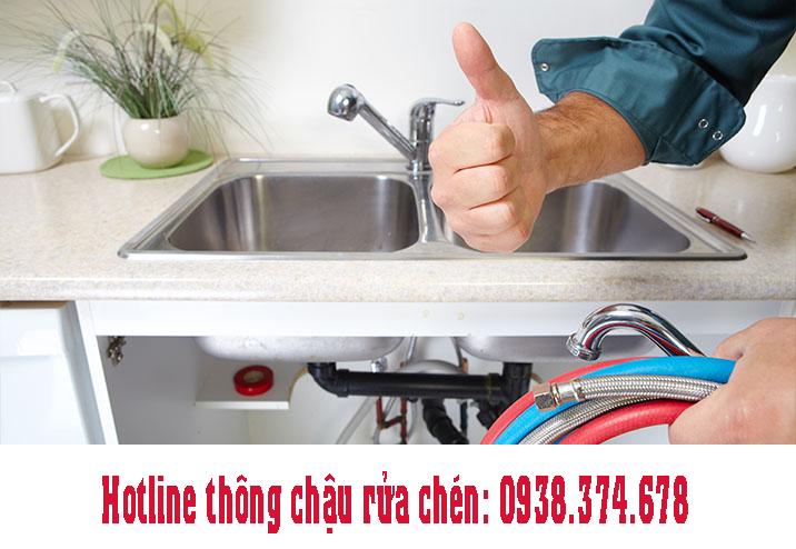 Số điện thoại thông chậu rửa chén