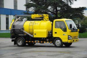 Nhu cầu sử dụng xe hút hầm cầu tại HCM