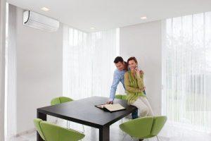 Sử dụng rèm cửa để khí mát được lưu giữ lâu hơn