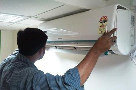 Hoàng Minh chuyên sửa chữa máy lạnh giá tốt nhất