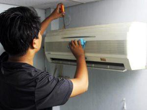 Hoàng Minh sửa chữa máy lạnh huyện Củ Chi