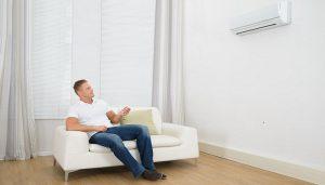 Điều chỉnh nhiệt độ quá đột ngột khiến sức khỏe người dùng và hoạt động máy lạnh bị ảnh hưởng