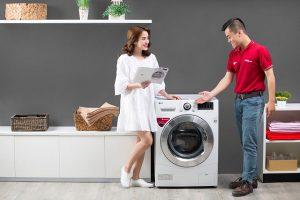 Vệ sinh máy giặt thường xuyên là điều vô cùng cần thiết để kéo dài tuổi thọ của thiết bị