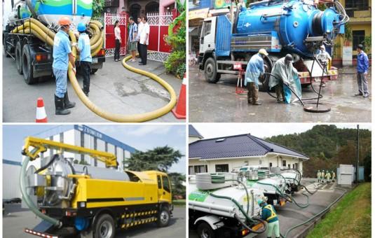Sửa cống nghẹt tại quận 7 chất lượng