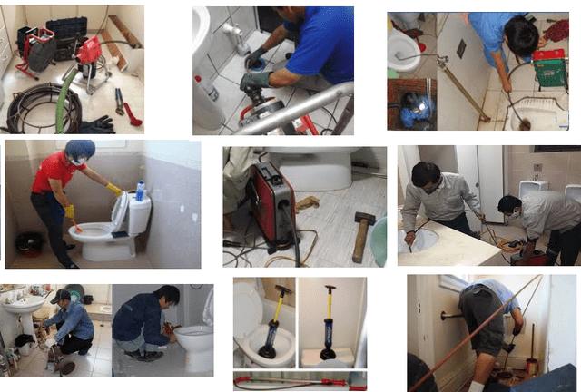 Dịch vụ được cung cấp bởi công ty cổ phần vệ sinh môi trường đô thị Hoàng Minh