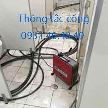 Thông tắc cống tại huyện Sóc Sơn giá rẻ